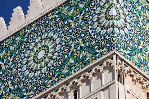 King Hassan II Mosque, Casablanca